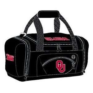 Oklahoma Sooners Duffel Bag   Roadblock Style