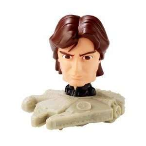 2008 McDonalds Happy Meal Toy Star Wars Han solo Toys & Games