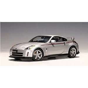 A80280 02 Nissan Fairlady Z Nismo S Tune   Silver Toys & Games