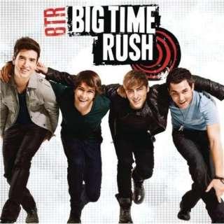 BIG TIME RUSH   B.T.R. [CD NEW] 886974291824