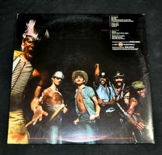 Village People Live and Sleazy 2 Vinyl Record Albums LP