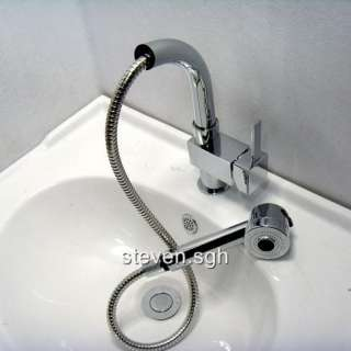 Kitchen Faucet Pull Out Hand held Shower MixerTap A211