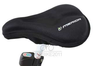 NEW Cycling Bike Bicycle silicone SEAT SADDLE COVER