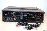 Vintage Pioneer SX 636 AM/FM Stereo Receiver Works 100%