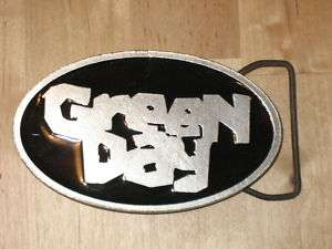 GREEN DAY KERPLUNK logo NEW Belt BUCKLE Punk