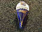 Primera 1st Class Parachutist metal Jump wings Parachute Badge