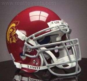 USC TROJANS Authentic GAMEDAY Football Helmet