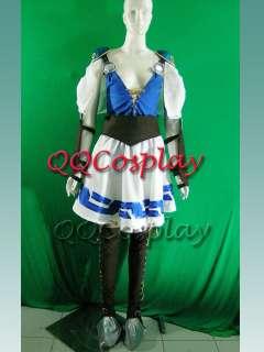 Soul Calibur Sophitia Alexandra Costume Cosplay