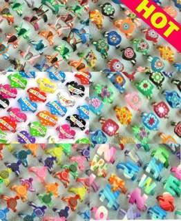300pcs wholesale jewellery mixed shapes lots cartoon polymer clay
