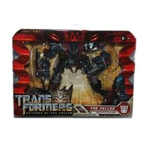 in 1 Transformer Auto The Fallen Decepticon Autobot Sahara grau