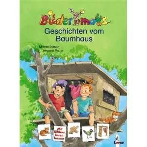 Bildermaus Geschichten vom Baumhaus  Milena Baisch, Irmgard