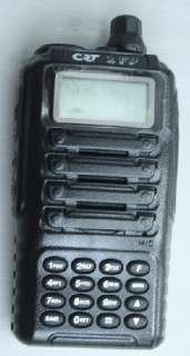 CRT 2 FP 2m 70cm VHFUHF Dual Band Hand Held Ham Radio