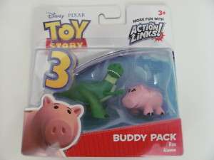TOY STORY 3 BUDDY PACK REX AND HAMM