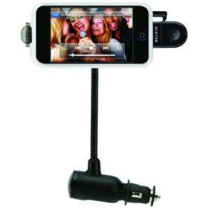 Car Holder+Charger+Hansfree+Music Player iPhone 1 2G 3G
