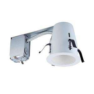 Commercial Electric 4 in. Non IC Remodel GU10 Recessed Lighting Kit