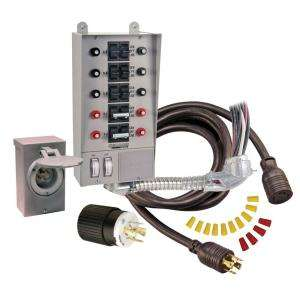 Switch from Reliance Controls     Model 31410CRK