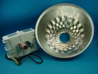 Lithonia Luminaire Metal Halide Huge Light Lamp Parking