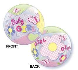 Baby Shower/Welcome Baby Bubbles Balloon party supply
