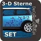 A006 45 Sterne Stern Autoaufkleber Aufkleber Sticker, A488 Sterne