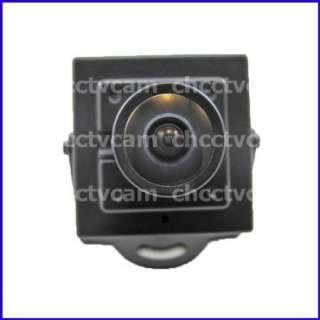 Mini CMOS 2.1mm Wide Angle Lens Audio Mic Color Camera