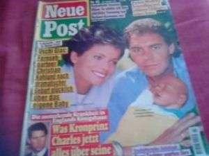 Neue Post 1994 Nr. 43 Uschi Glas Christian Kohlund h2