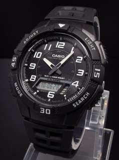 AQ S800 Solar Chronograph LED Alarm Watch by Casio Edifice F1 Red Bull