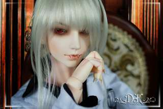 Ruber HEAD Dikadoll 1/3 boy super dollfie size bjd