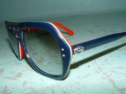 RED WHITE BLUE Mod Emo MIRROR Sun Glasses HIPSTER SHADES Mens