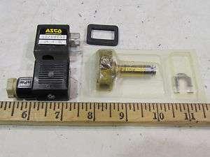 Asco Joucomatic 10700133 24vdc 1/8 NPT Solenoid Valve