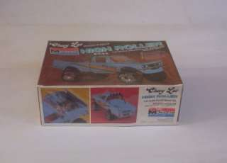 CHEVY LUV 4x4 Truck HIGH ROLLER Lifted Pickup SEALED Monogram 1:24