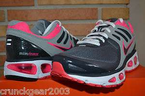 Nike Air Max Tailwind+ 2 Dark Gray Anthracite Pink New In Box 386409