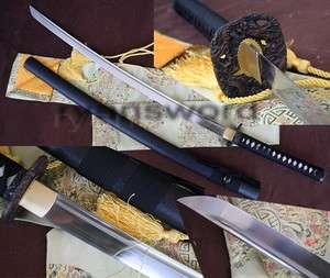 High Quality Hand Forge Japanese Samurai Katana Dragon Tsuba Sword
