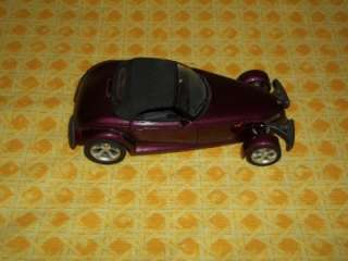 Danbury Mint Plymouth Prowler Convertible 124 Die Cast