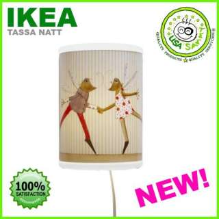 IKEA Children Child Kid Lamp Light Wall Sconce Night