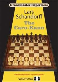 to home page listed as the caro kann by lars schandorff 2010 paperback