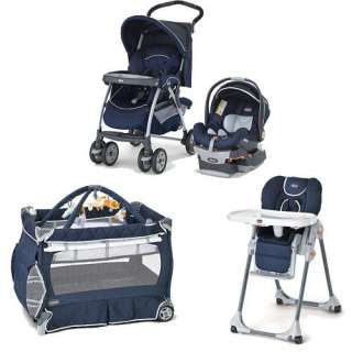 Kit Stroller System High Chair and Play Yard Combo   Pegaso
