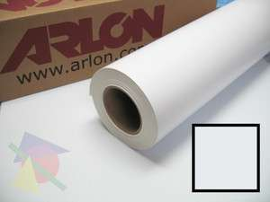 Roll 24 X 10yd White Matte Arlon 5000 Sign Cutting Vinyl