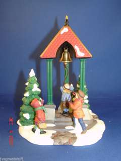 Dept 56 Heritage Village Christmas Bells