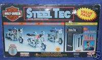 HARLEY DAVIDSON Motorcycles Steel Tec Construction Sys