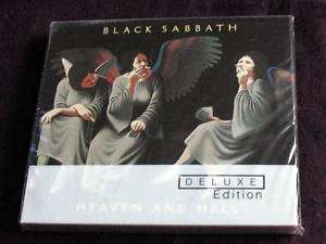 BLACK SABBATH   HEAVEN AND HELL   DELUXE EDITION 2 CD 602527350738