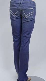 New William Rast Rachel Skinny Womens Jeans Purp Blu 29