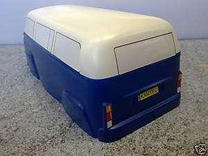 BAY WINDOW CAMPER VAN VW Bus Kamtec ABS + DECALS