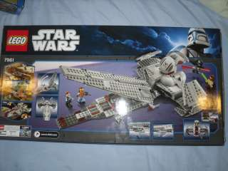 LEGO Star Wars Darth Mauls Sith Infiltrator Set 7961