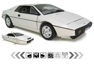 Lotus Esprit 007 BOND Spy Who Loved Me 118 Diecast Car