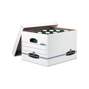 Bankers Box HangNStor 60% Recycled Storage Box, Lift Off