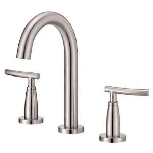 Danze D304554 Sonora Trim Line Widespread Bathroom Sink Faucet Finish