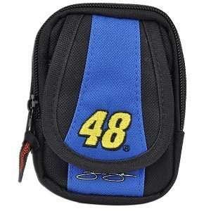 Merkury Innovations NASCAR Jimmy Johnson Camera Bag (Black