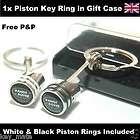 Range Land Rover Evoque Vogue Sport Logo Piston Key Ring Keyring Key