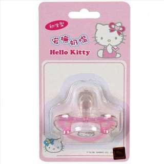 Tétine Sucette Tutute Hello Kitty rose Sanrio 1er Age