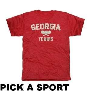 Georgia Bulldogs Tee : Georgia Bulldogs Legacy Tri Blend T